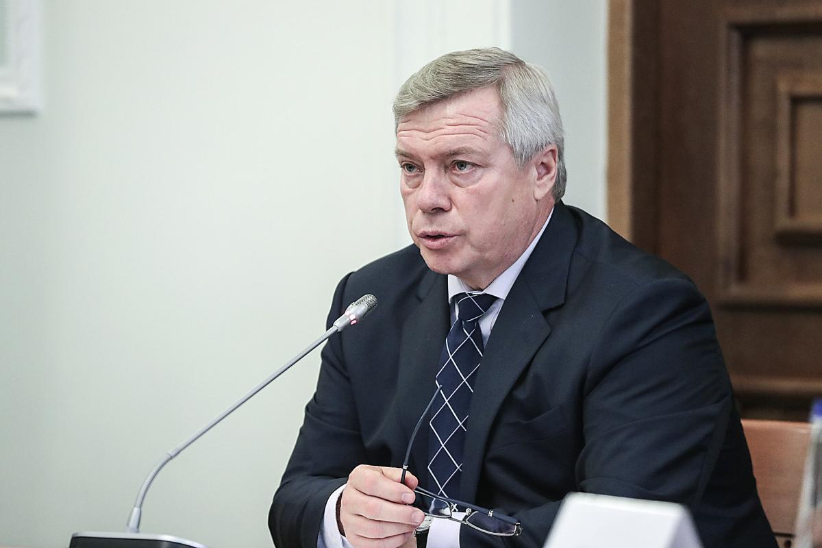 Василий Голубев раскритиковал власти Ростова за плохую организацию