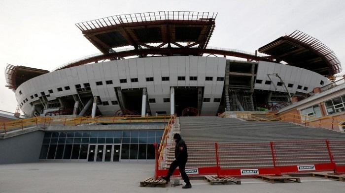 ФИФА выразила недовольство стадионом «Ростов-Арена»