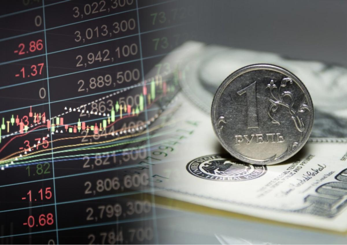 курс рубля и доллара