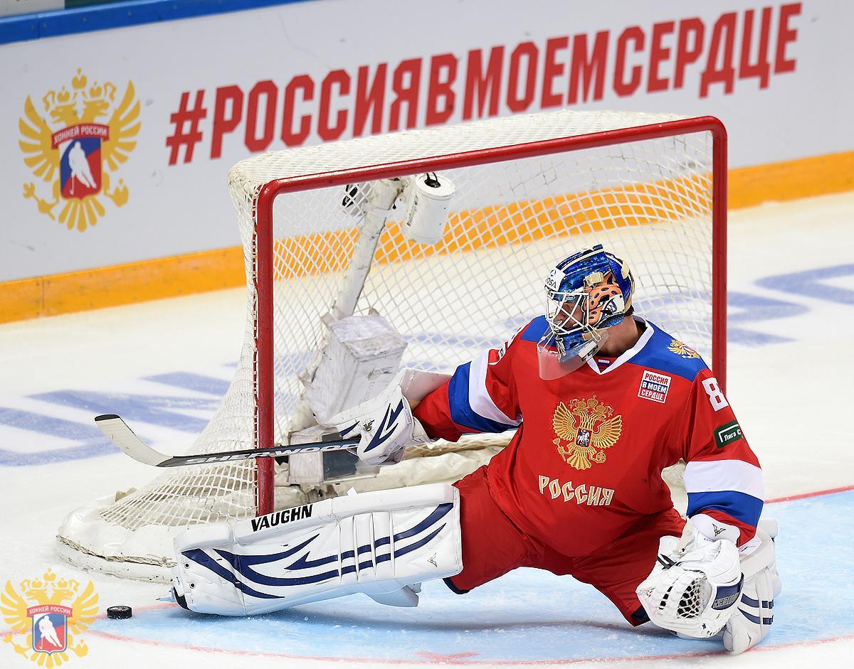 Трое кузбассовцев попали вОлимпийскую сборную РФ похоккею
