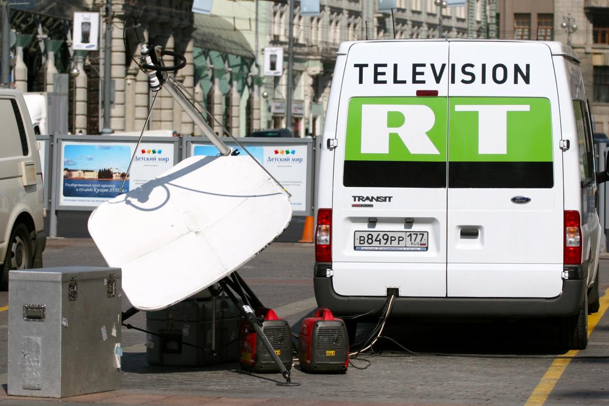 В Литве телеканал RT теперь запрещен