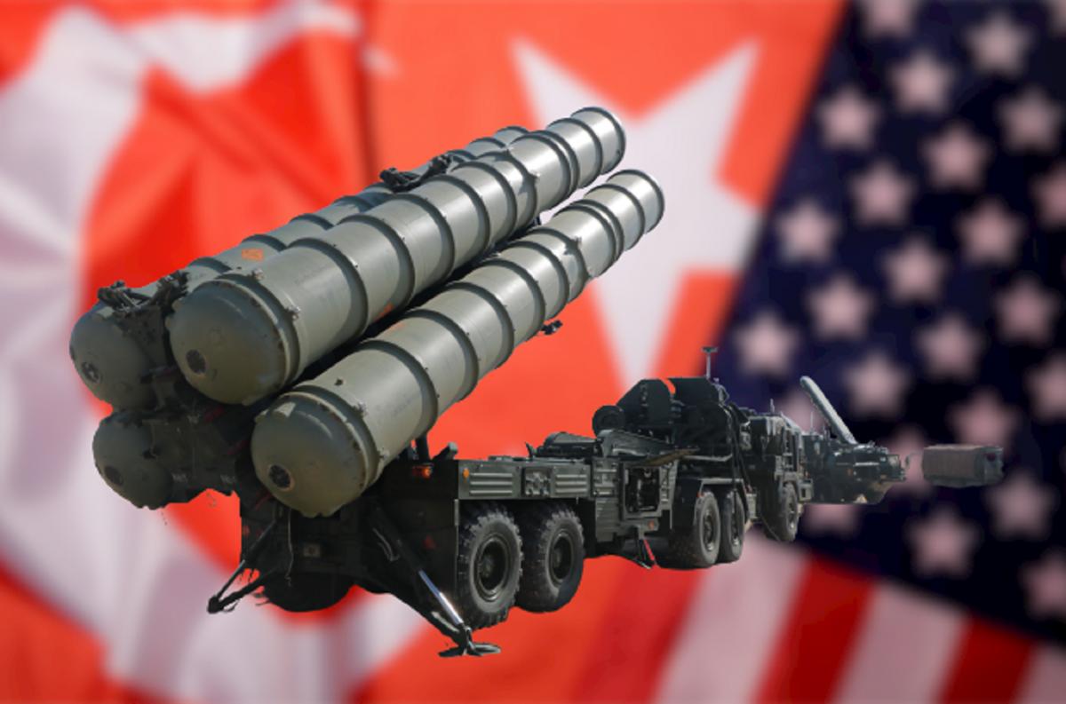 Госдеп США выступил с предостережением к Турции из-за российских С-400