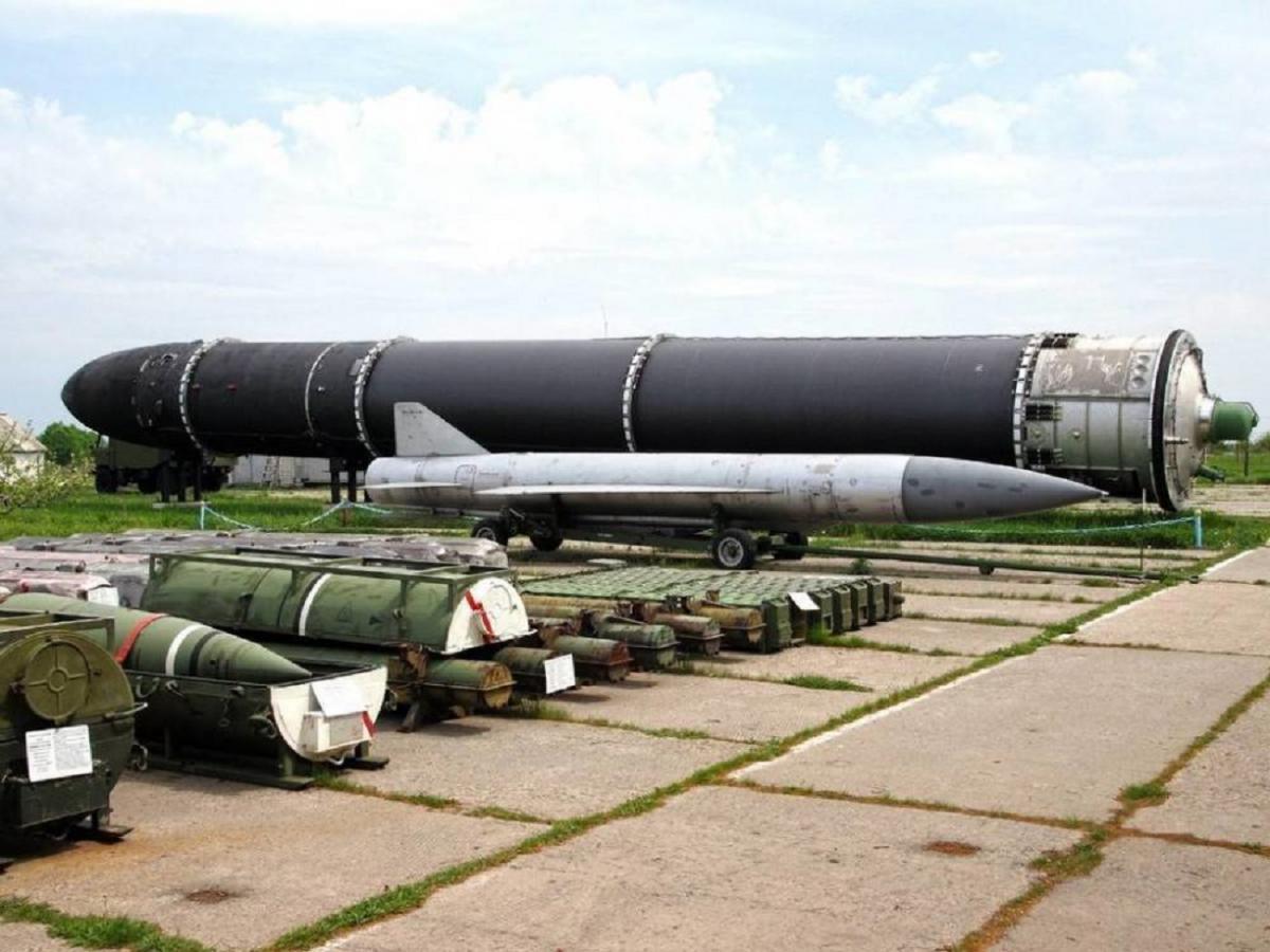 Sohu: ракета «Сармат» в противостоянии России и США станет ключевым оружием