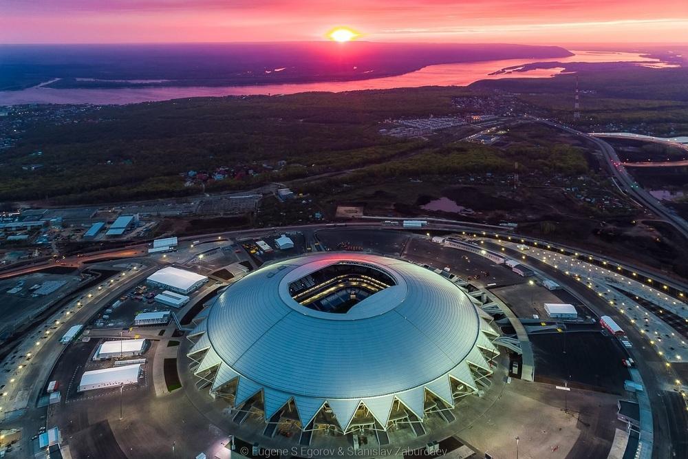 ЧМ по футболу – 2018 FIFA в Самаре: расписание матчей – когда пройдут игры по группам и плей-офф, схема «Самара Арены» - где купить билеты