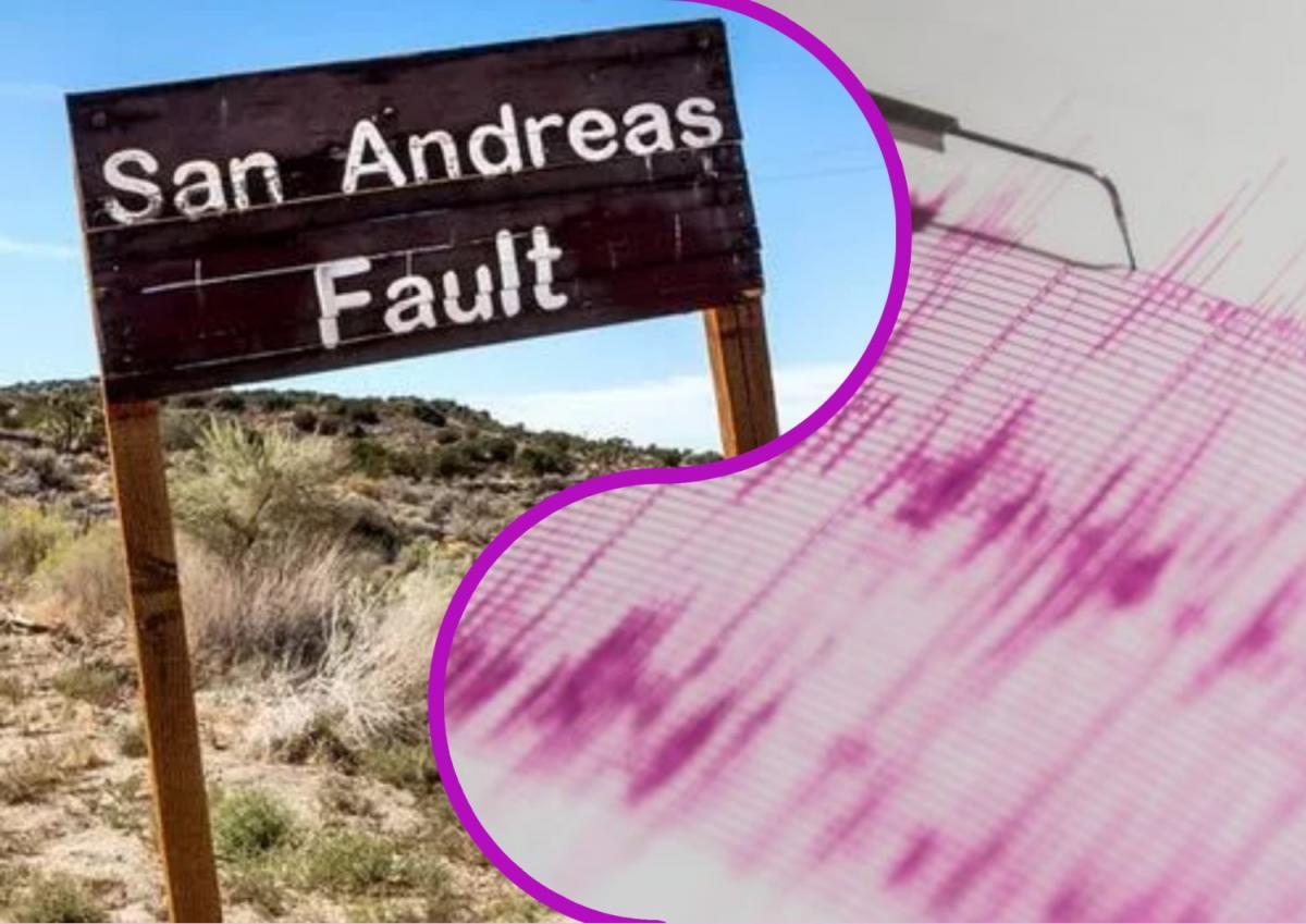 под Калифорнией в США назревает крупная катастрофа,