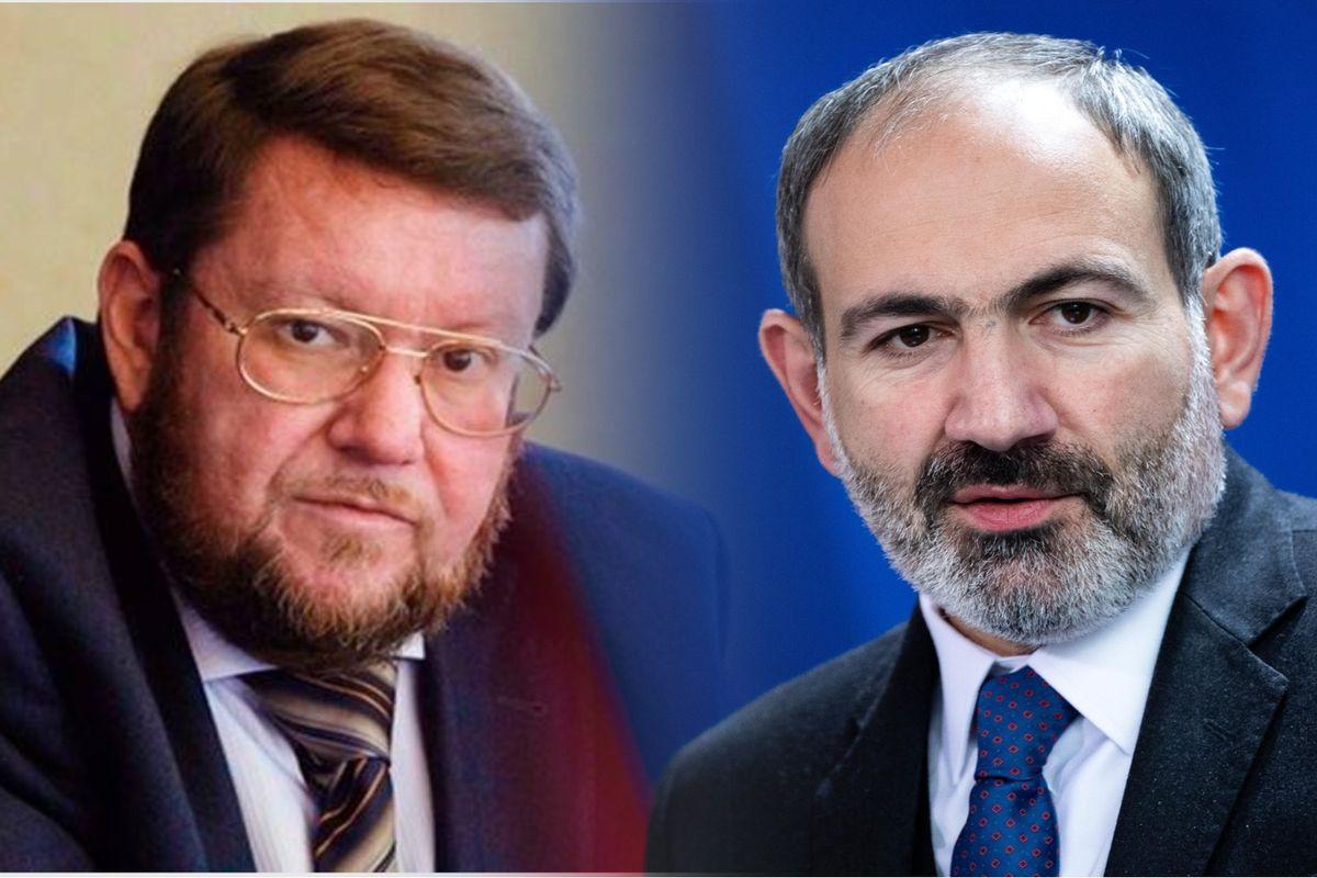 Сатановский прокомментировал переизбрание Пашиняна: «Посольство США отработало на пять»