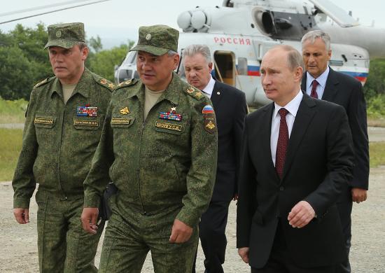 Россия создаст поезд-призрак, способный запускать ядерные ракеты