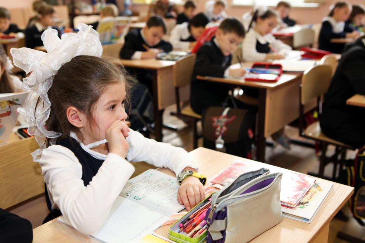 школа дети россия урок