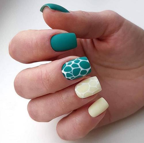 Топовый маникюр весна-лето 2019 – модный дизайн ногте, покоривший женщин, фото