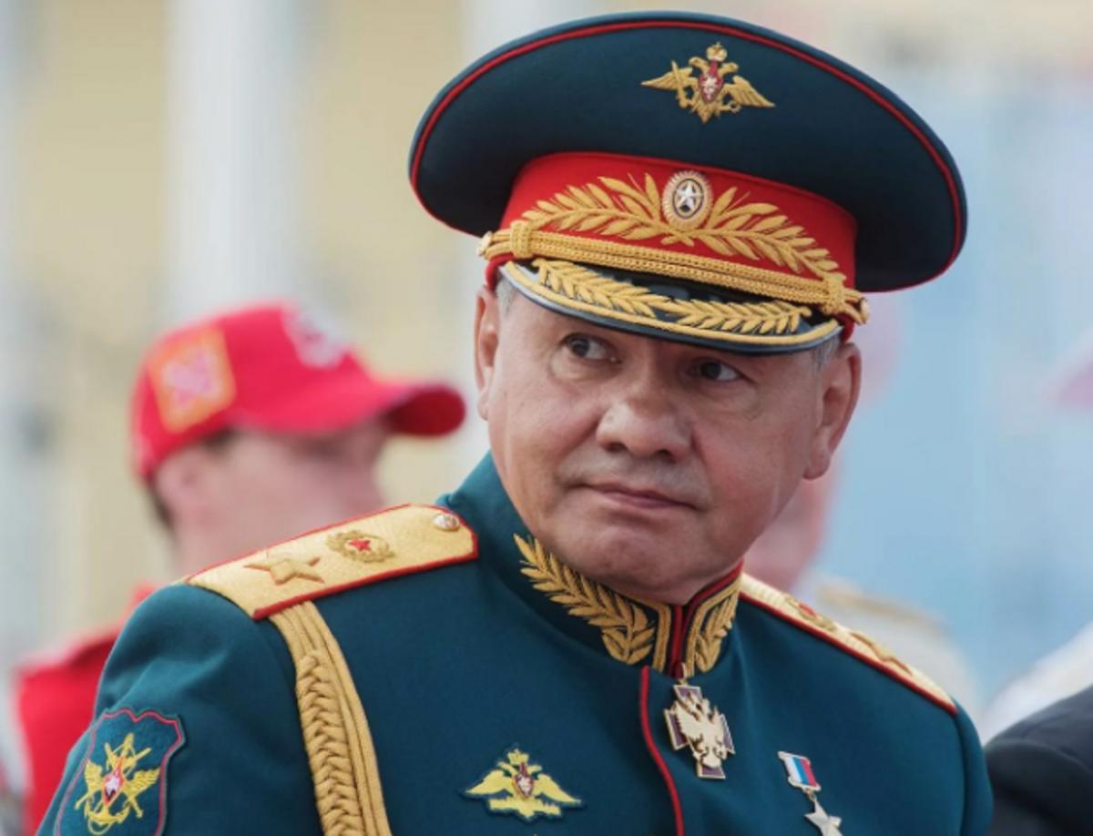 Сергей Шойгу глава Минобороны РФ