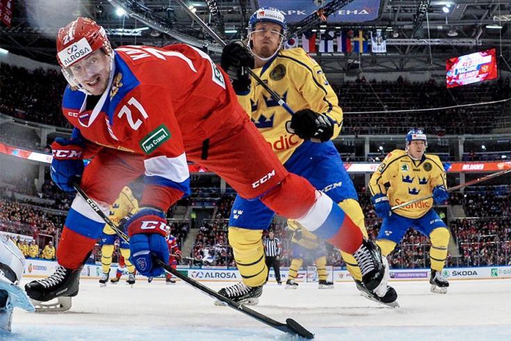 Канада ожидается аншлаг: Наматче Кубка Первого канала похоккею Российская Федерация