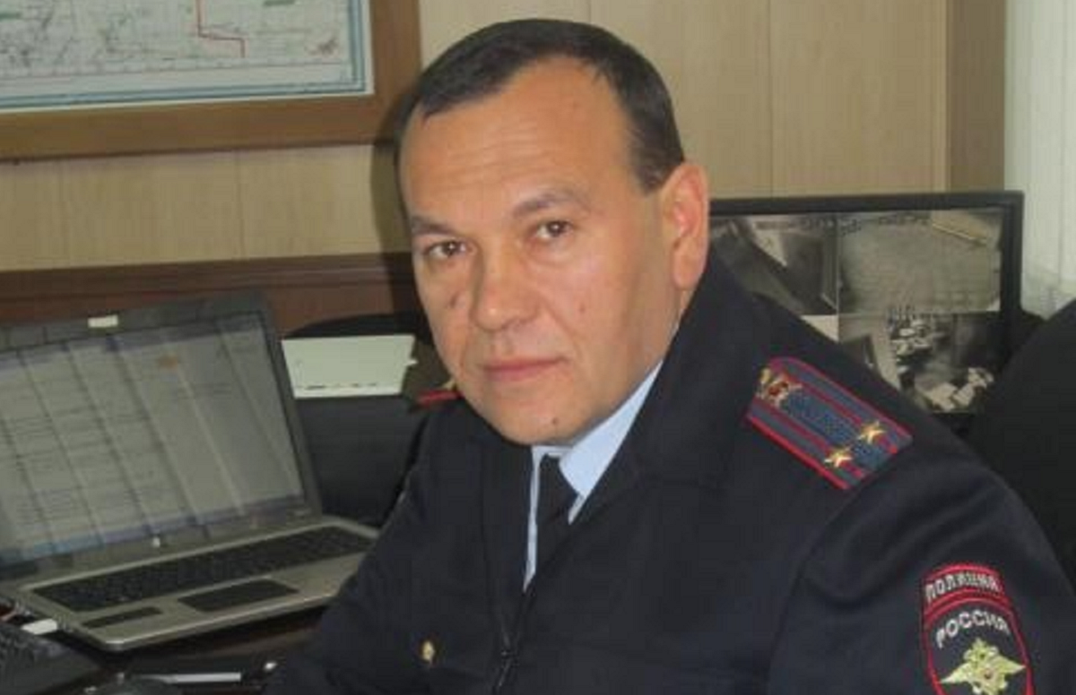 начальник УМВД Таганрог