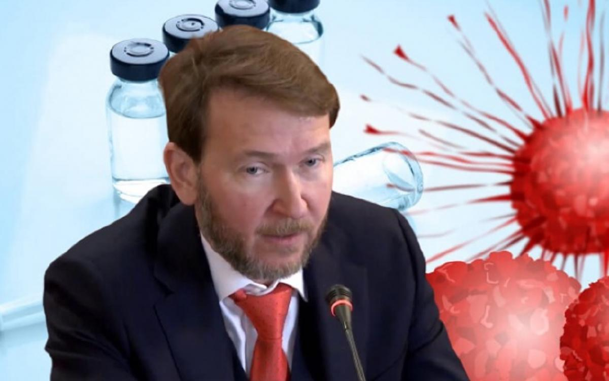 Владислав Шафалинов профессор