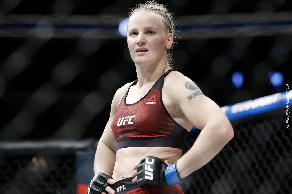 Чемпионка UFC Валентина Шевченко пригрозила побить Сехудо