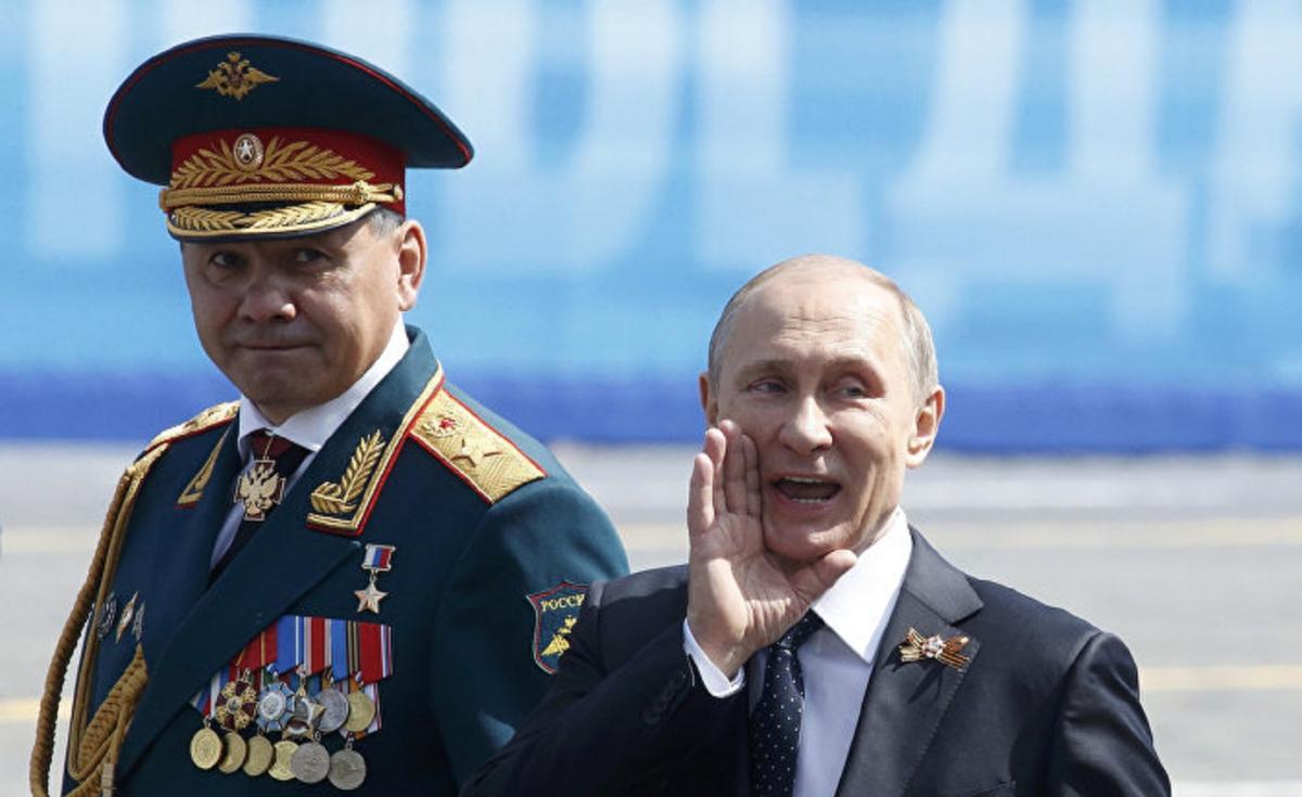 Шойгу емкой фразой объяснил полковнику Баранцу, как ему «достался» Крым
