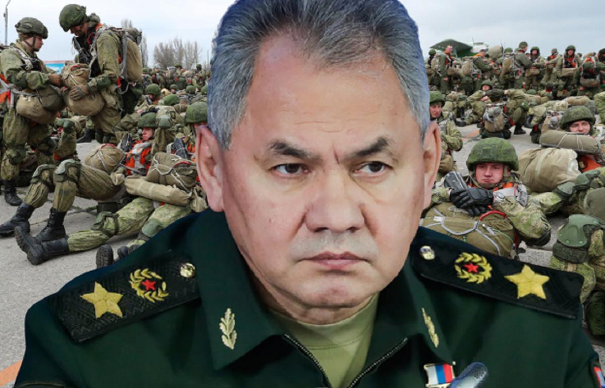 Шойгу отозвал войска с южных границ России: «Цели достигли полностью»