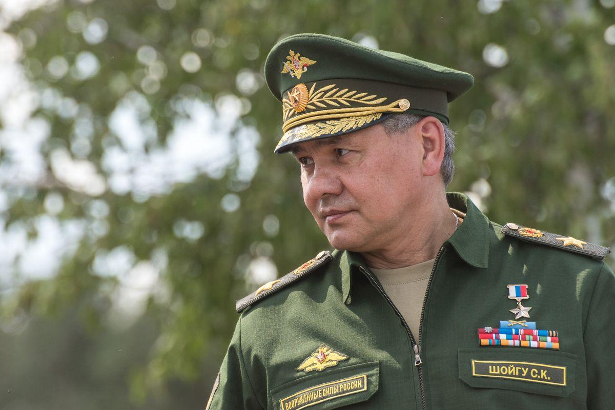 Сергей Шойгу фото