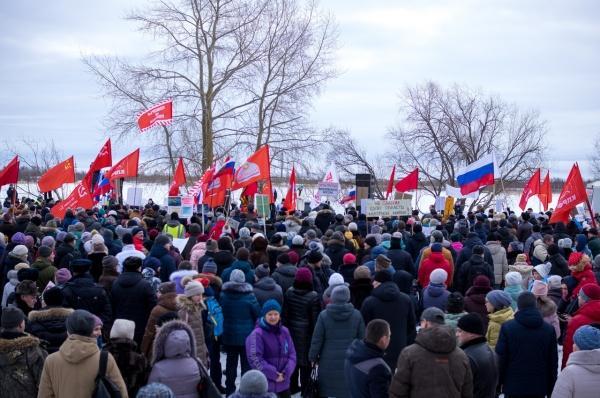 Мусорный полигон в Шиесе будет достроен вопреки протестам