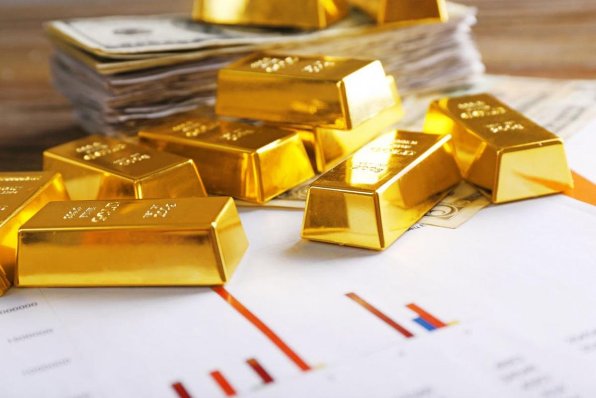 Золото подорожало