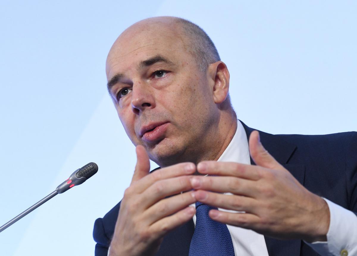 Налоговая нагрузка на труд сейчас запредельная, считает министр финансов Антон Силуанов