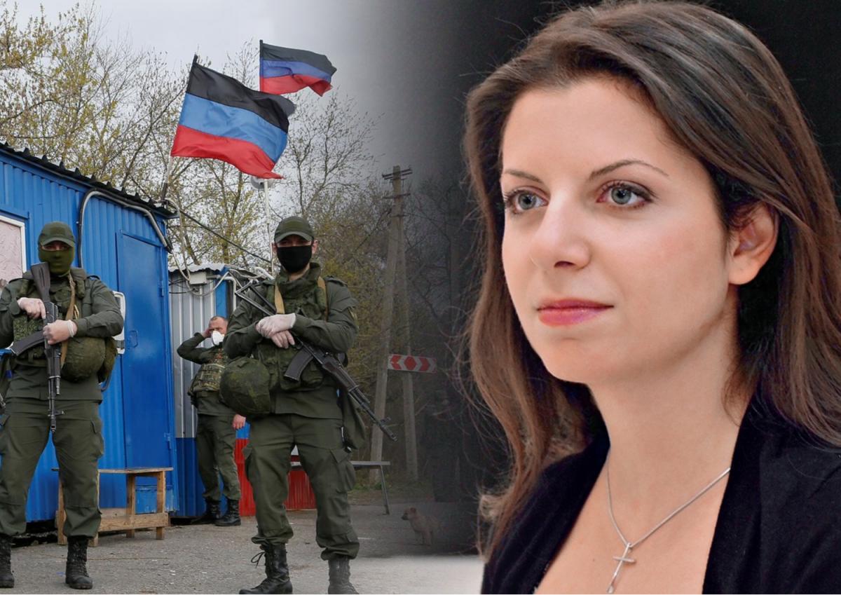 Симоньян предложила России ответ на санкции Байдена через Донбасс