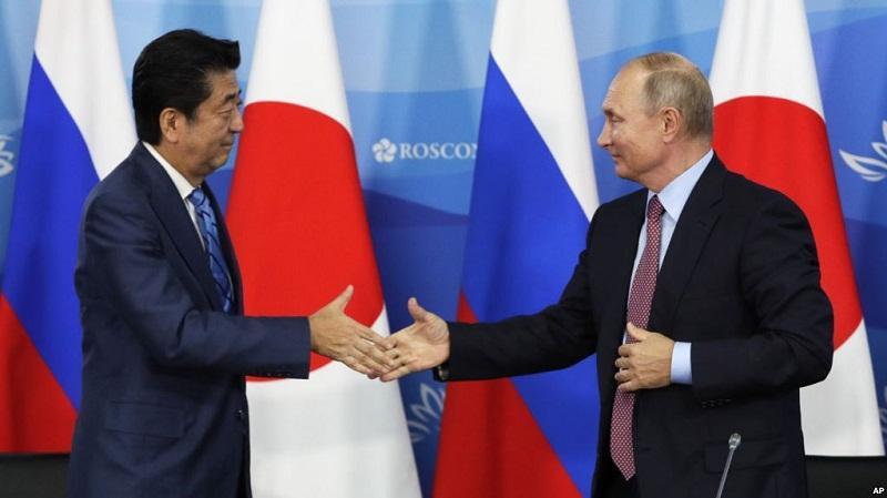 Япония и Россия расширили сотрудничество