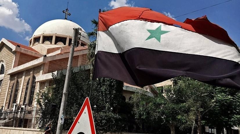 Россия объединила сирийский народ, заявили в МИД Сирии