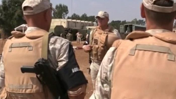 BBC сообщает о гибели российских офицеров в Сирии