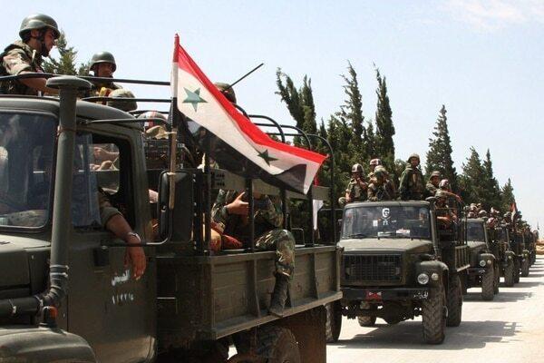 Сирийская армия ликвидировала ракетные установки боевиков