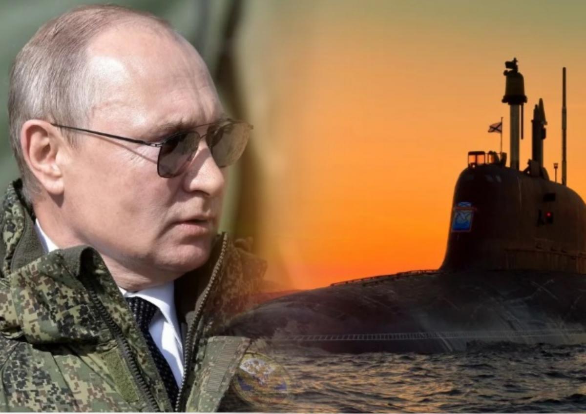 Россия сковала силы НАТО под водой, «бороться бессмысленно»