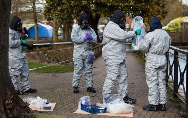 Полицейские из Солсбери рассказали о состоянии Скрипалей в первые минуты отравления