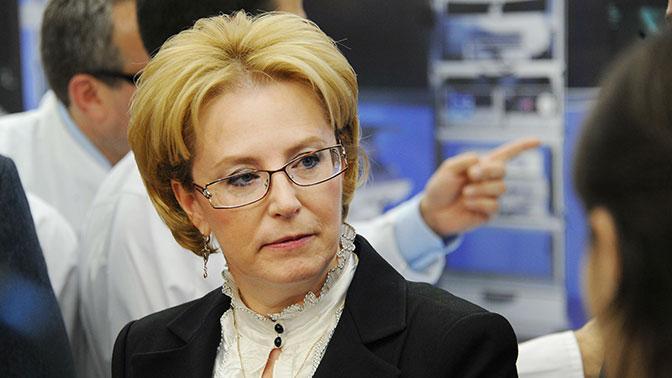 Скворцова сообщила об увеличении продолжительности жизни крымчан