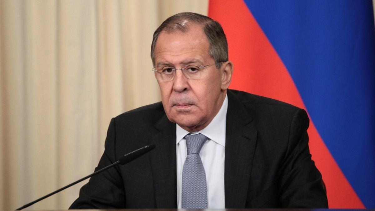 Лавров  отреагировал на претензии Запада по ДОН