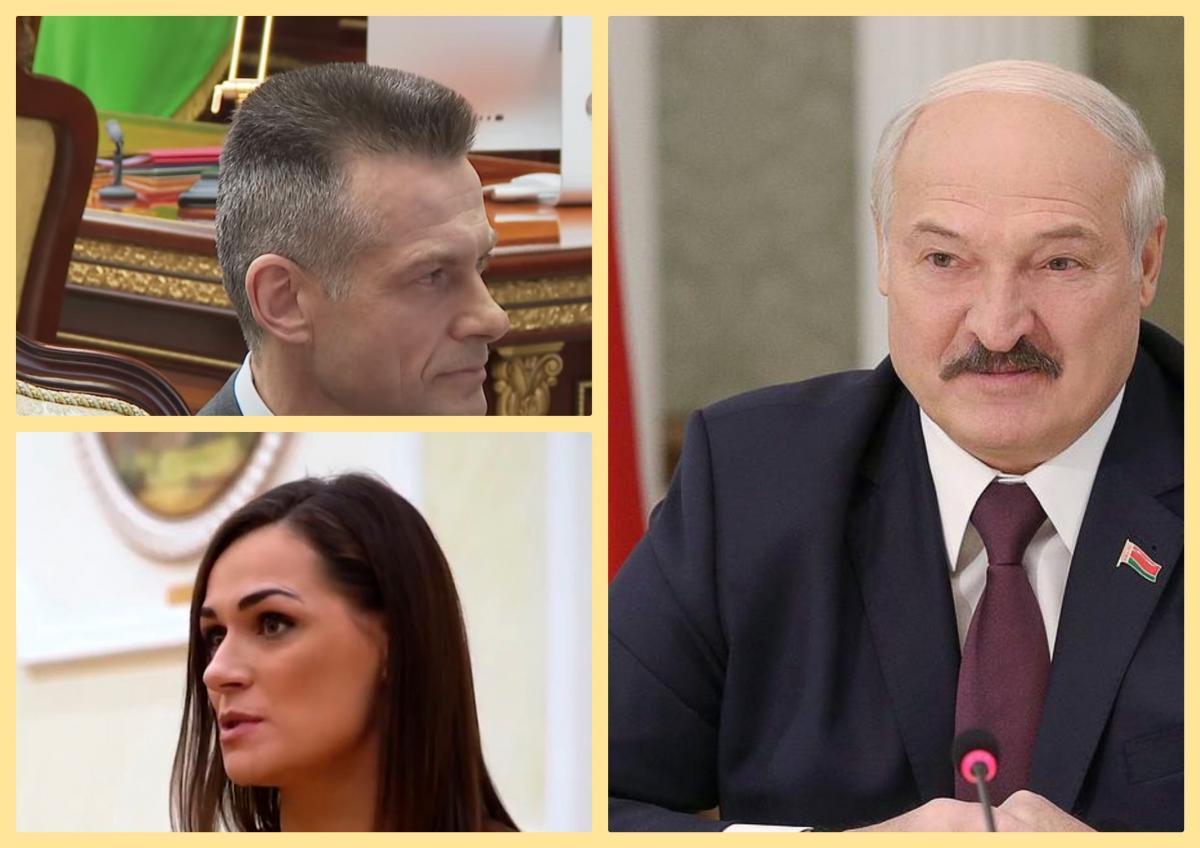 Военный эксперт Алесин: в окружении Лукашенко может быть человек с фигой в кармане