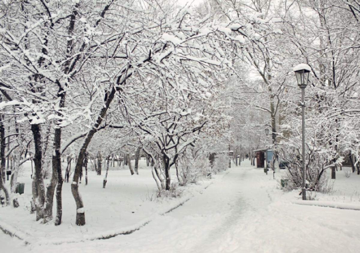 Погода в Астрахани похолодание