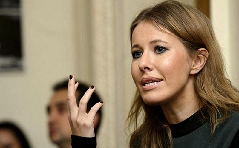 Собчак рассказала, как отреагировал Путин на ее планы стать президентом России