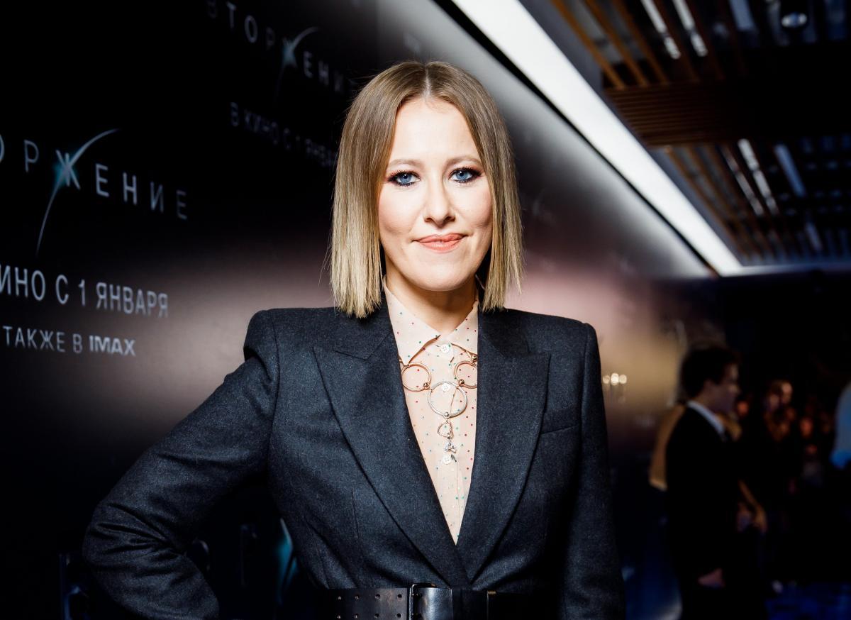 Ксения Собчак, телеведущая