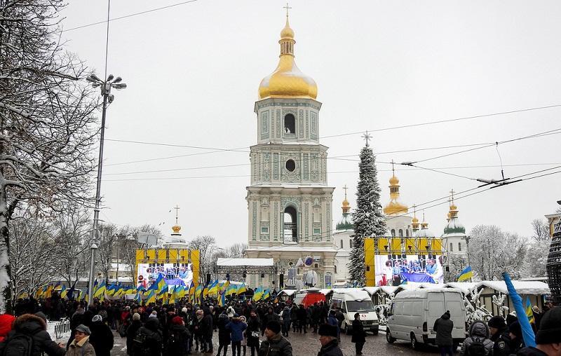 В Киеве перенесли время открытия «объединительного собора» – СМИ