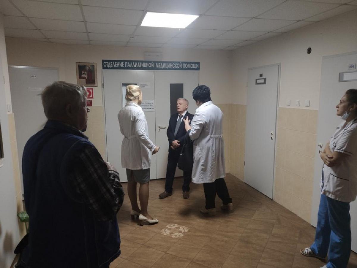 Больница №5 в Сочи «прогремела» на всю страну благодаря Навальному и Альянсу врачей