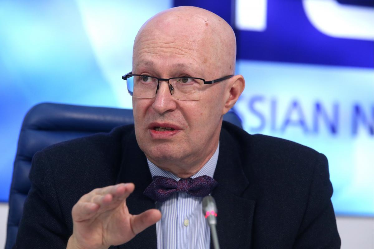Валерий Соловей политолог выступление