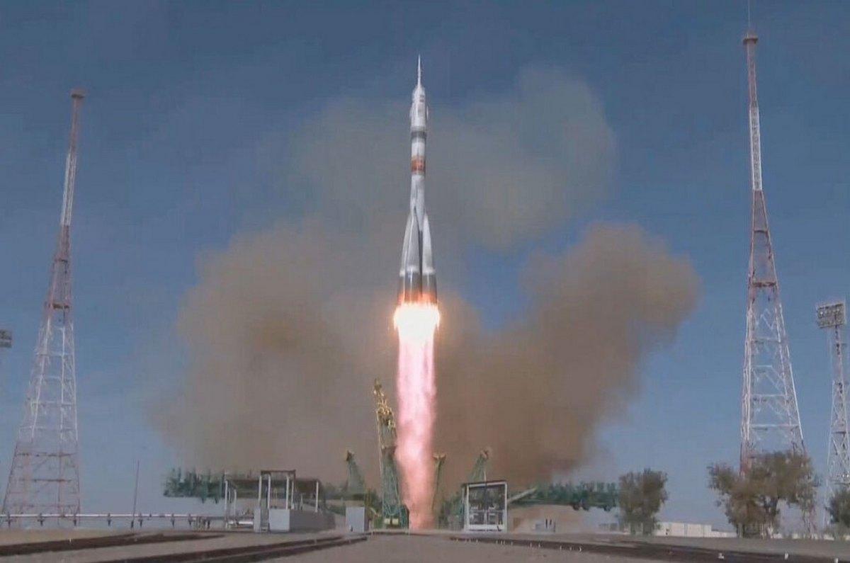 Запуск «Союз МС-17»