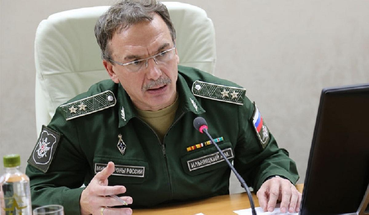 Советник министра обороны Андрей Ильницкий
