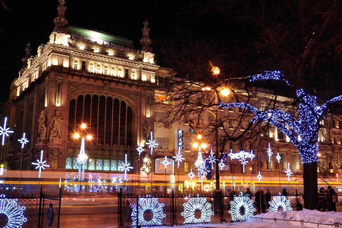 Рождество в Санкт-Петербурге 2018: программа мероприятий, куда пойти