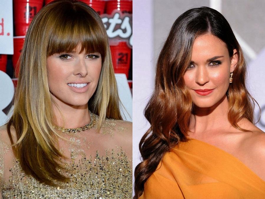 Всплеск цвета в волосах – Splash Lights, модное окрашивание волос в 2019 году: мягкие и яркие оттенки для всех – блондинок, рыжих и брюнеток