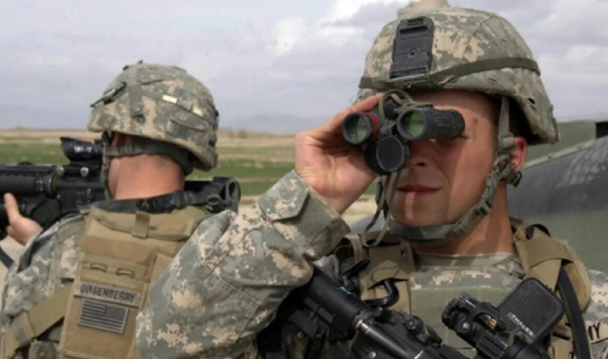 Спецназ США в Донбассе