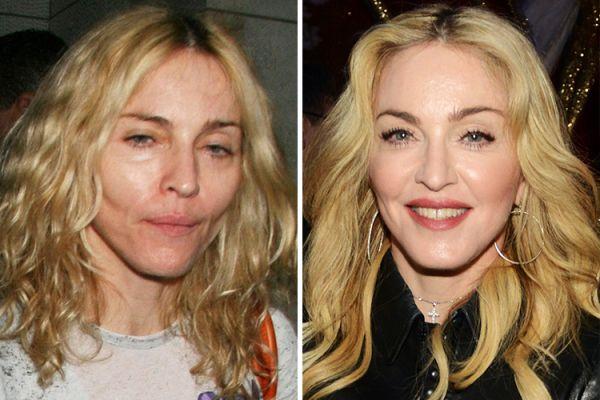 Срываем завесу тайны: как на самом деле выглядят голливудские звезды без макияжа и фотошопа