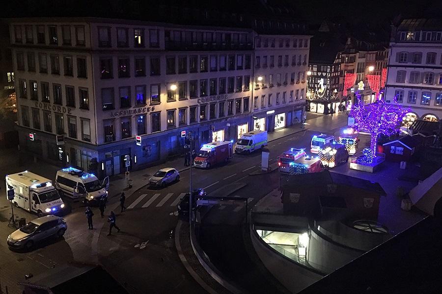 Скончалась пятая жертва «страсбургского стрелка»