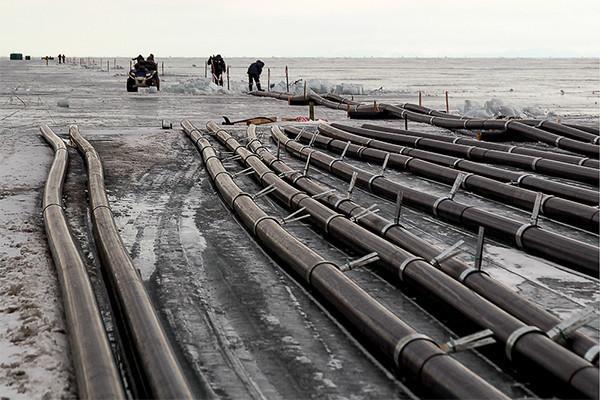 Строительство завода на Байкале остановили на неопределенное время