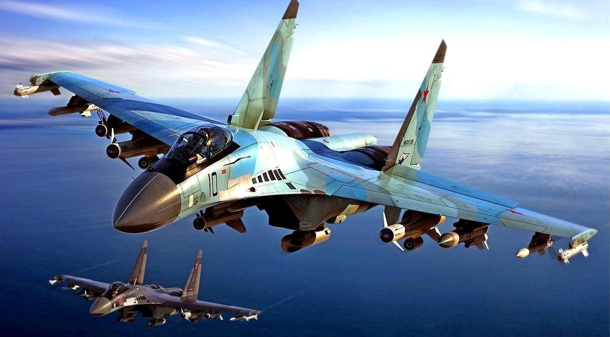 В Китае восхитились эффектным манёвром российского Су-35