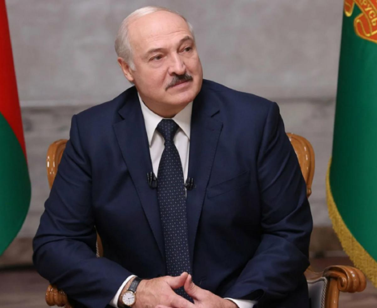 Глава РБ Александр Лукашенко